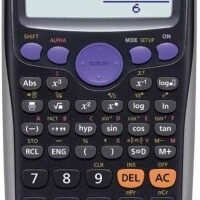 CALCULATOR CASIO FX-82ES PLUS SCIENTIFIC