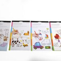 STICKER BOOK CR0470  24X14