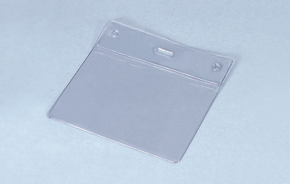 BADGE 30315 WALLET PVC 106X92mm
