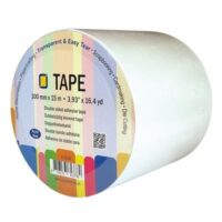 TAPE 100MMX15M DOUBLE SIDE ADHESIVE
