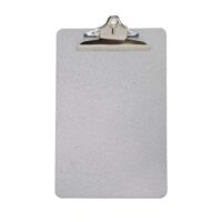 CLIPBOARD A4 STEEL GREY Q-CONNECT