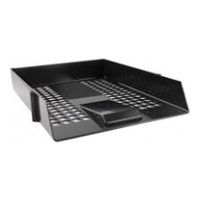 LETTER TRAY BLACK WIDE ENTRY Q-CONNECT