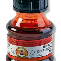 FOUNTAIN PEN INK 50G RED