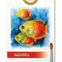 AQUARELLE COL PENCILS SET OF 12