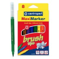 BRUSH TIP MARKERS 8773