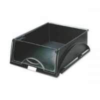 LETTER TRAY SORTY A4 BLACK