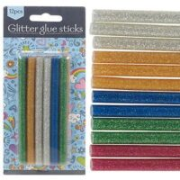 GLITTER GLUE STICK 428737 PACK OF 12