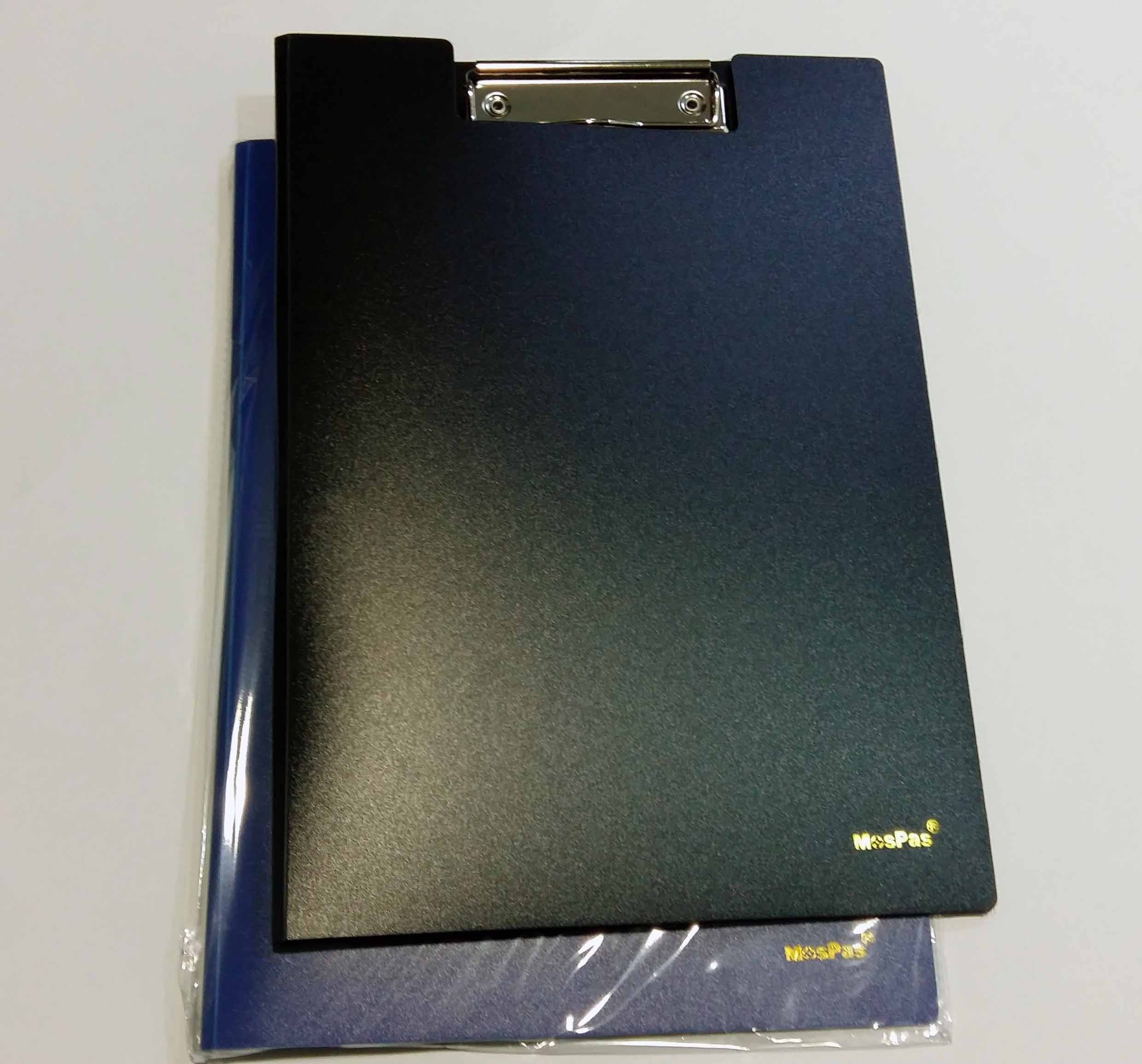 CLIP BOARD FOLDER A4 DOUBLE