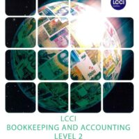LCCI BOOKKEEPING &  ACOUNTING LEVEL 2 NEW