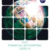 LCCI FINANCIAL ACCOUNTING LEVEL 4 NEW