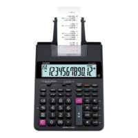 CALCULATOR – CASIO HR-150RCE PRINTING