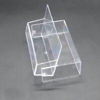 NAME CARD CASE CLEAR FOR DESK 03310