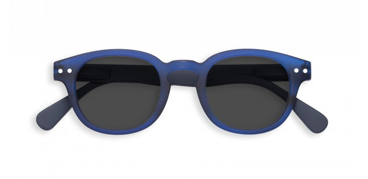 #C JUNIOR GLASSES SUN ARCHI BLUE