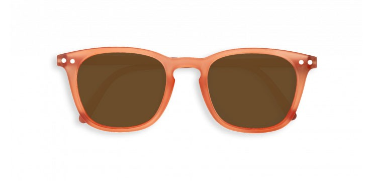 #E JUNIOR GLASSES SUN WARM ORANGE