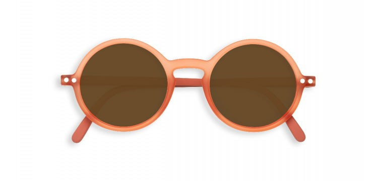 #G JUNIOR GLASSES SUN WARM ORANGE