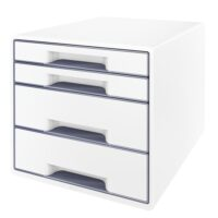 CABINET DRAWERS WOW 4DR GREY
