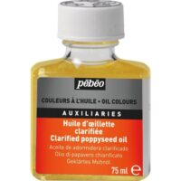 CLARIFIED POPPYSEED OIL 75ML