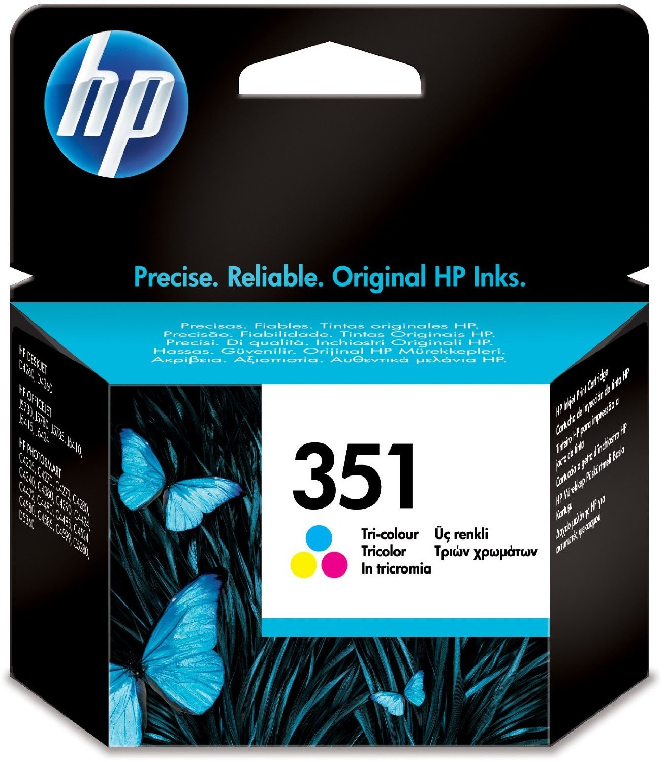 HP INK 351 CLR