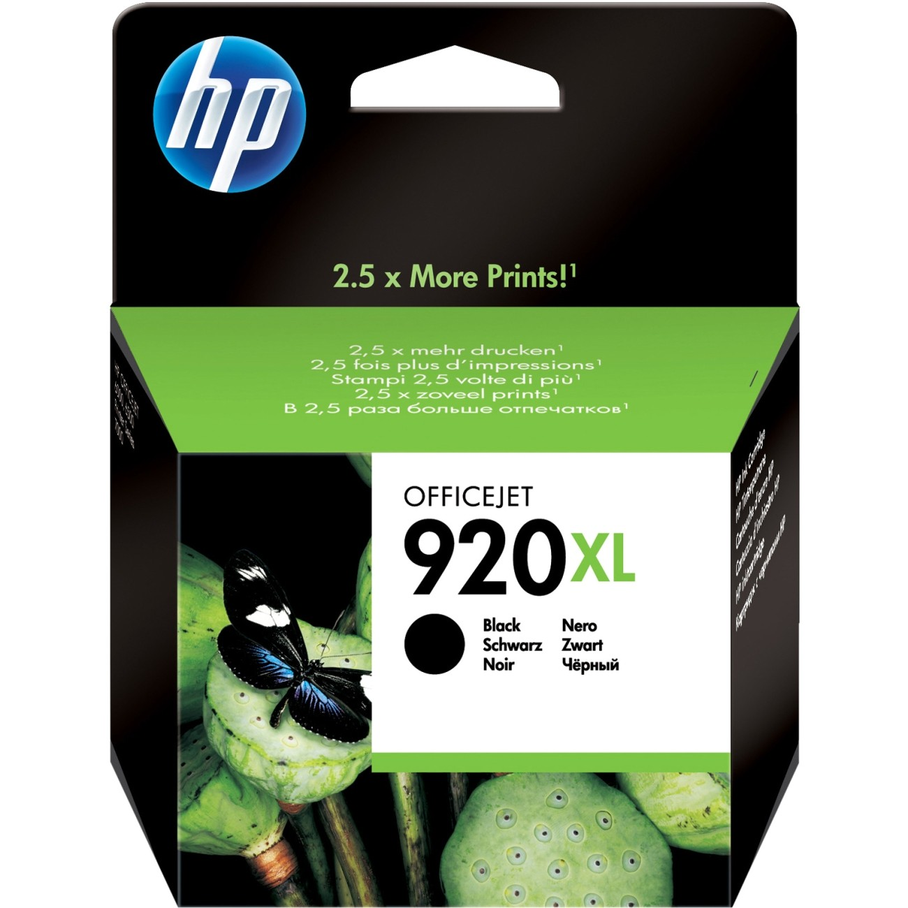 HP INK 3920XL BLACK