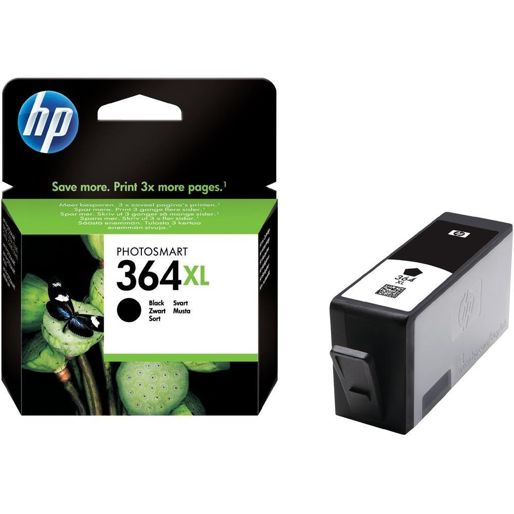 HP INK 364XL BLK CN684EE