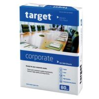 COPY PAPER-A4-80G-500S TARGET CORPORATE