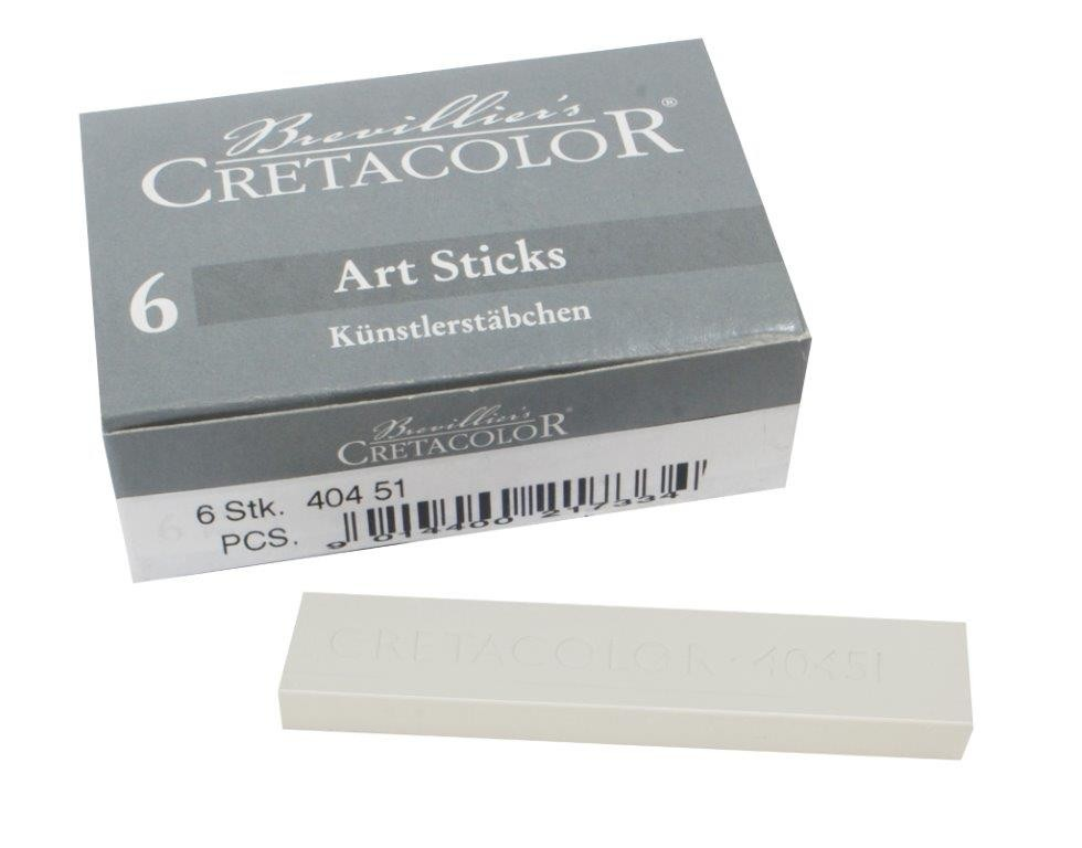 ART STICK WHITE