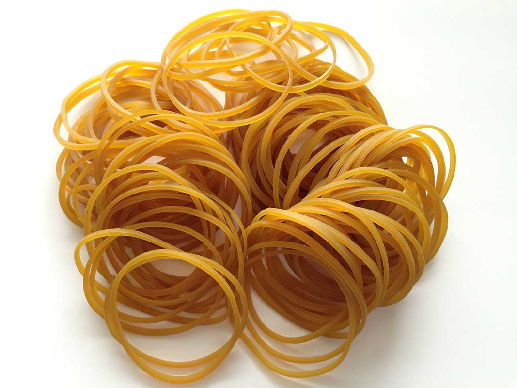 RUBBER BANDS 100MMx1.3