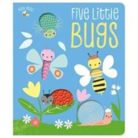 BUSY BEES FIVE LITTLE BUGS CASED