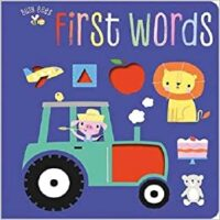 BUSY BEES FIRST WORDS CASED BB WITH FELT SPARERS