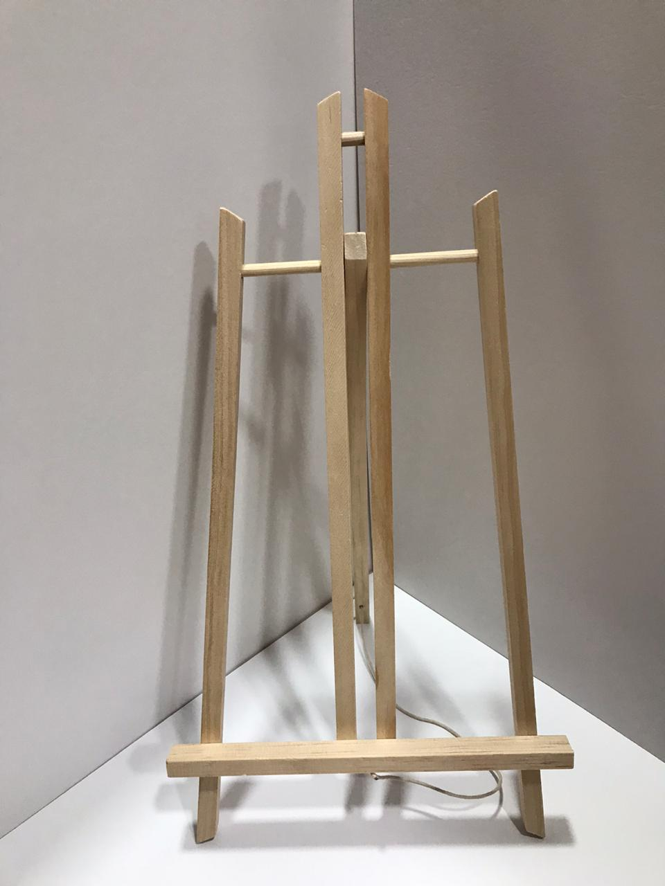 CH-38-7 WOODEN EASEL 50CM