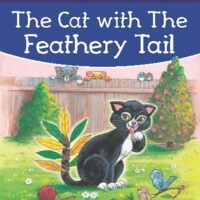 THE CAT WITH THE FEATHERY TAIL