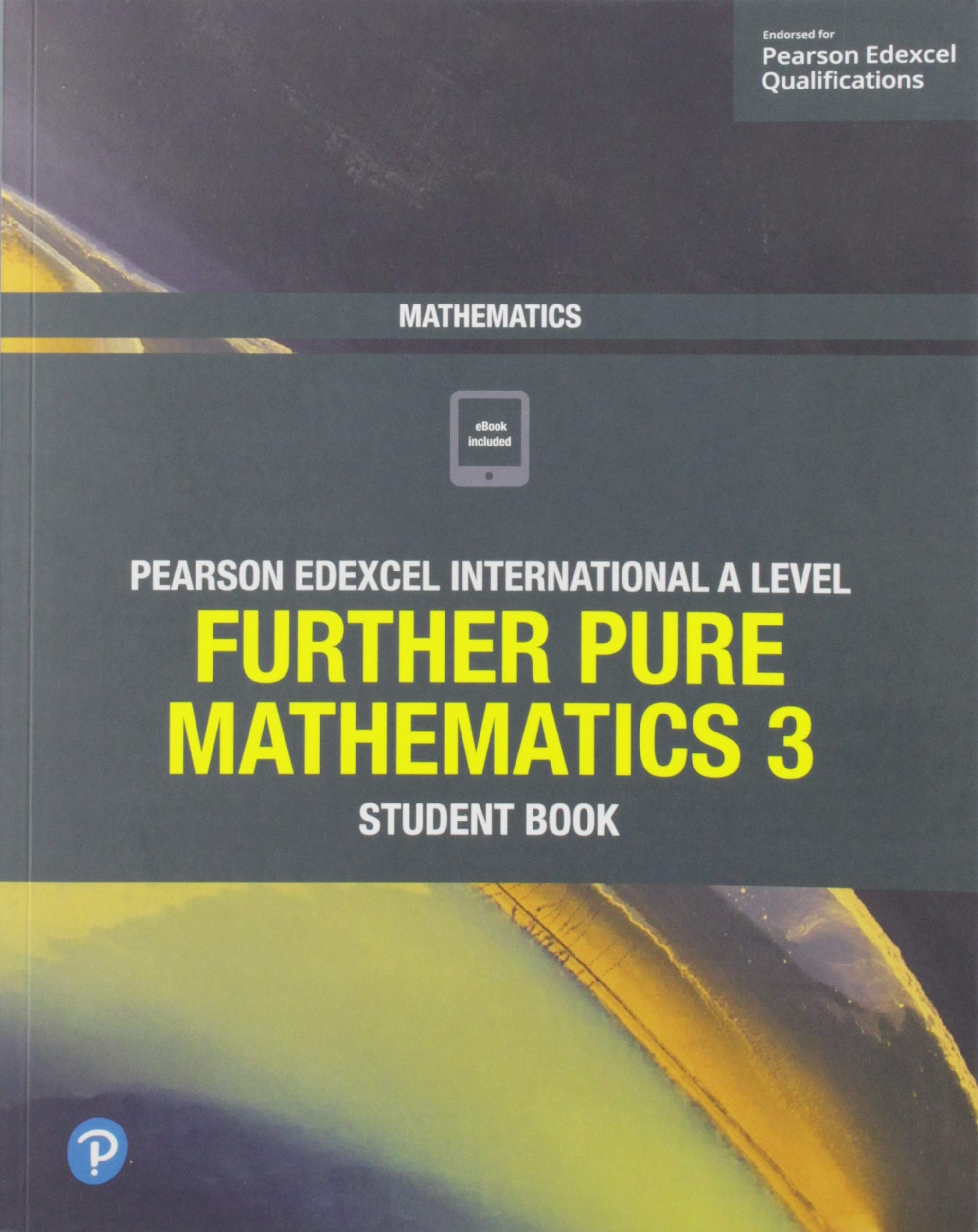 FURTHER PURE MATHEMATICS 3 SB IAL