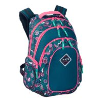 3 COMP CANDYTREE VERT BACKPACK