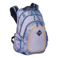 3 COMP BODIPAKKU GRIS BACKPACK