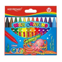 KR971305 CRAYON WAX SET OF 12 11MM
