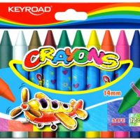KR971307 CRAYON WAX SET OF 12 14MM