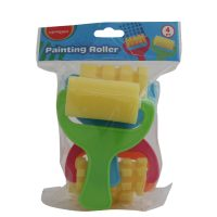FUNNY PAINTING ROLLERS FOR KIDS