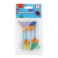 FUNNY PAINTING SWOB BRUSHES FOR KIDS