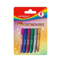 KR971939 METALIC GLUE 3D 6PCS