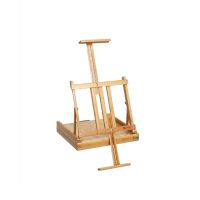 EASEL A13117 WITH STORAGE BOX 41X38X13